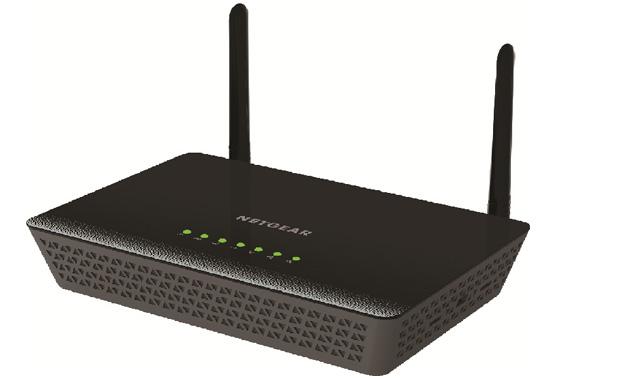 NETGEAR WiFi Modem Router