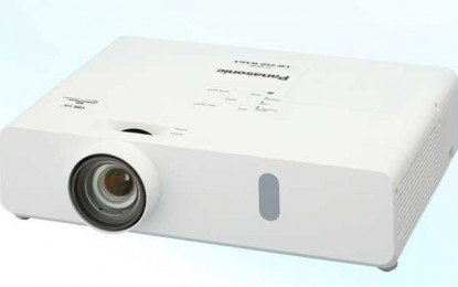 Panasonic India Unveils Next-Gen Range of Portable LCD Projector