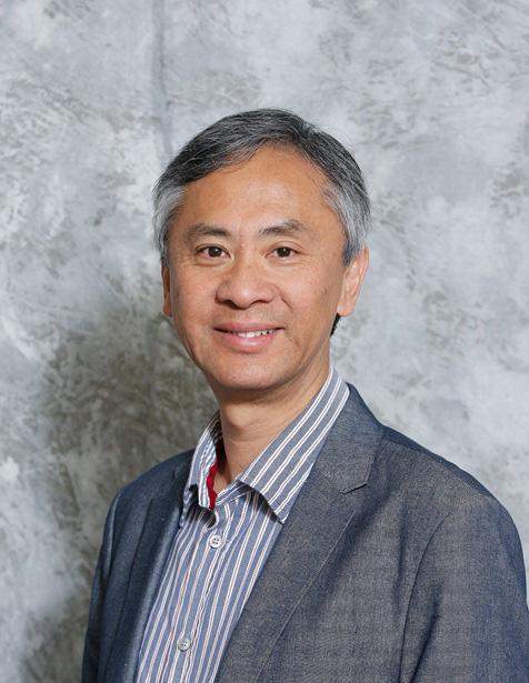 CEO Patrick Lo
