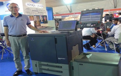 Konica Minolta Rolls Out High-Chroma Production Printing Systems in Rajasthan Photo Fair 2015