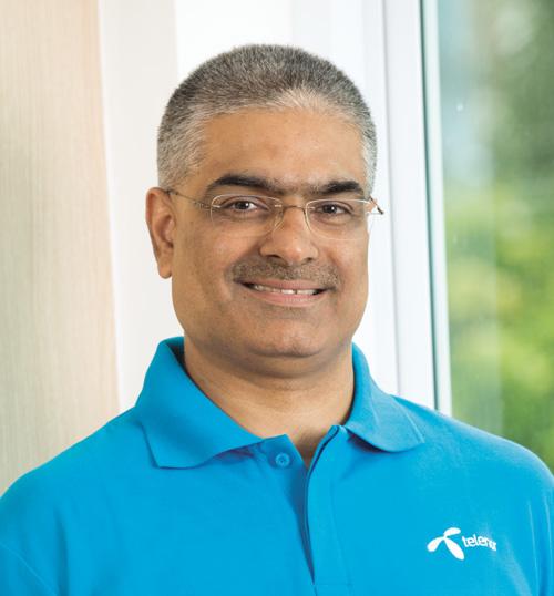 Sharad Mehrotr New CEO