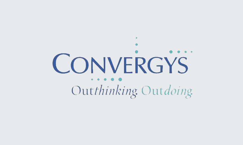 Convergys COO Extols India Team