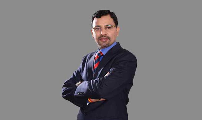 Sunil Sharma On boards as New VP Sales
