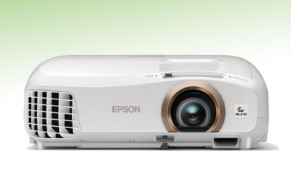 Epson Brings Pound Feature Projectors to Cater Penny Covet Market