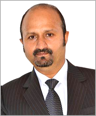 Ravi Raj Brand Head