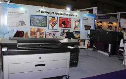 HP Showcases Latex Printers at Media Expo 2016 – Redefines Productivity for Sign & Display Print Service Providers