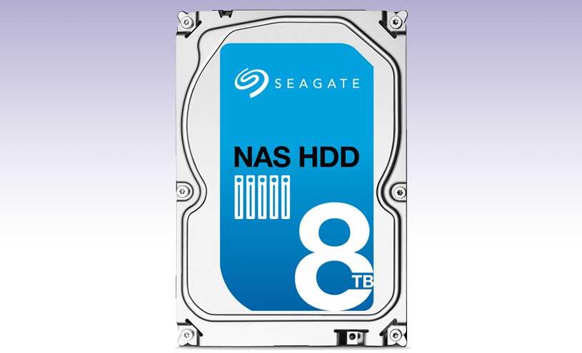 seagate Powerful NAS HDD