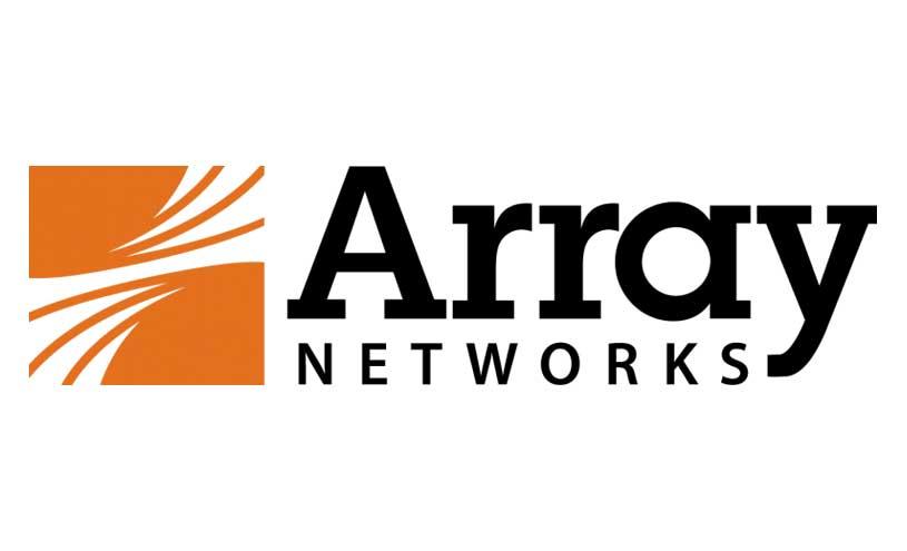 Array Networks Starts Market
