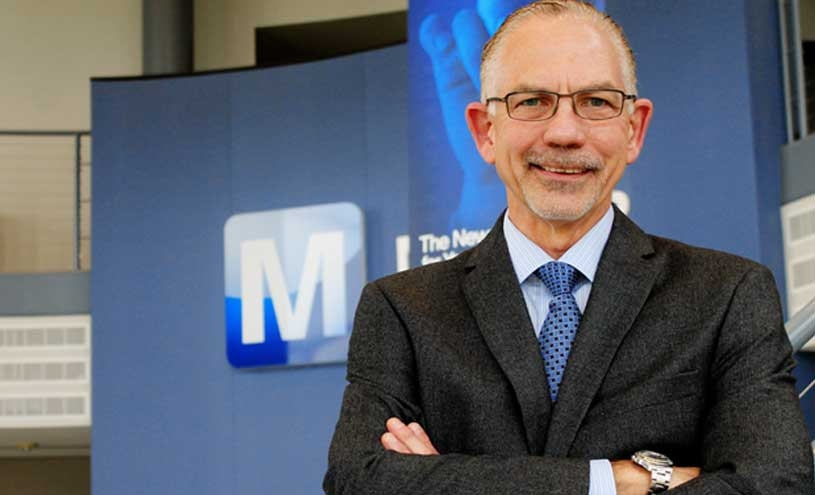 CEO Glenn Smith