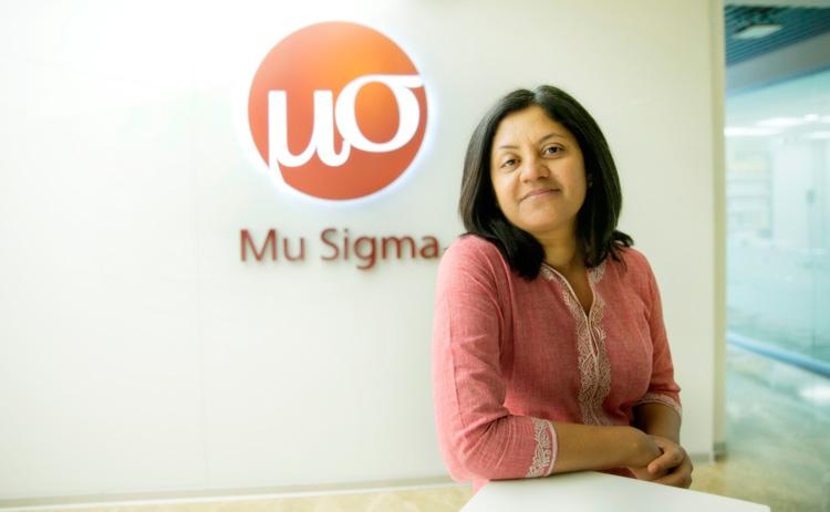 Mu Sigma COO Ambiga