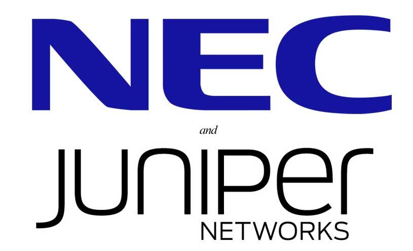 NEC and Juniper Networks