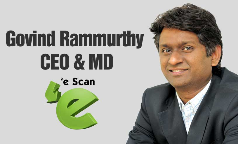 Govind Rammurthy, CEO & MD, eScan