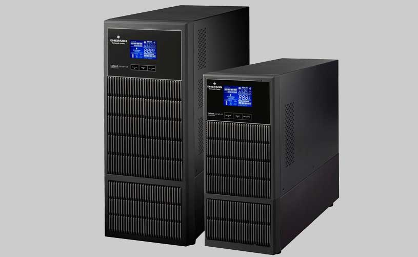 Emerson Network Power rollsout Transformer- free UPS