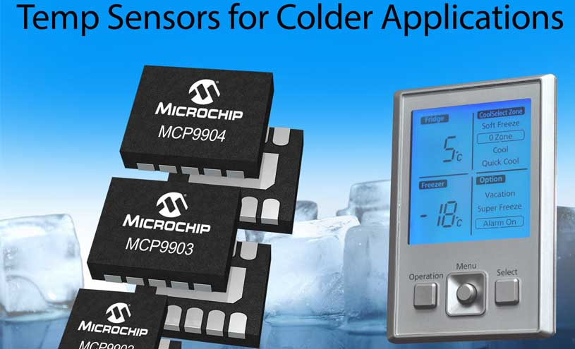 Microchip MCP990X