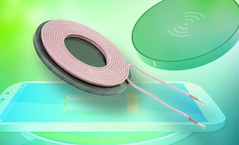 Vishay unveils AEC Q200 Qualified Wireless Charging