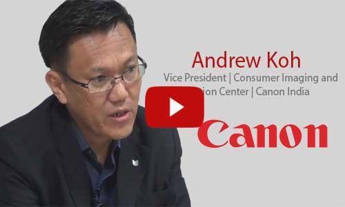 Andrew Koh canon india