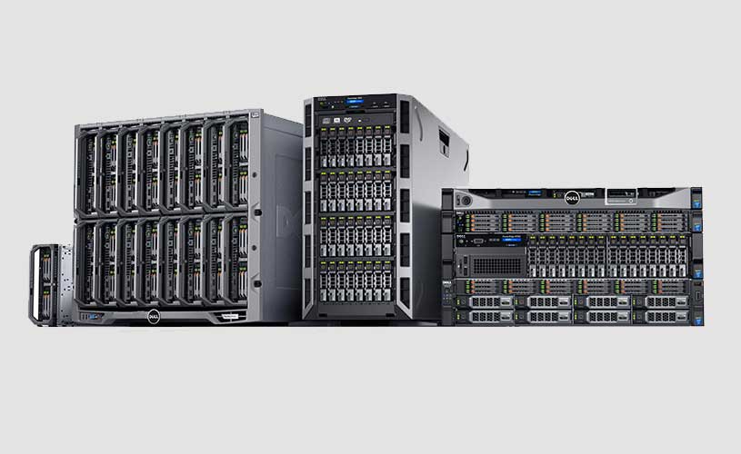 Dell advances its PowerEdge Servers