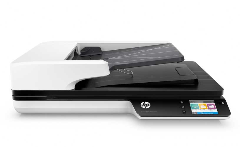 HP ScanJets Digitize Documentations