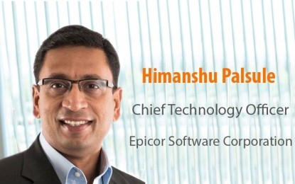 Epicor onboards Himanshu Palsule as its new Chief Technology Officer