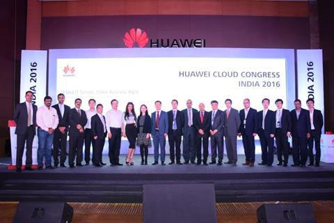 Huawei Cloud Congress 2016