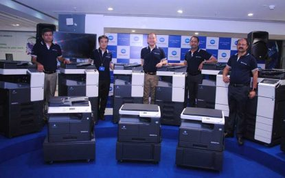 Konica Minolta fosters its MFP Printing Series Unveils Office and Production Printers