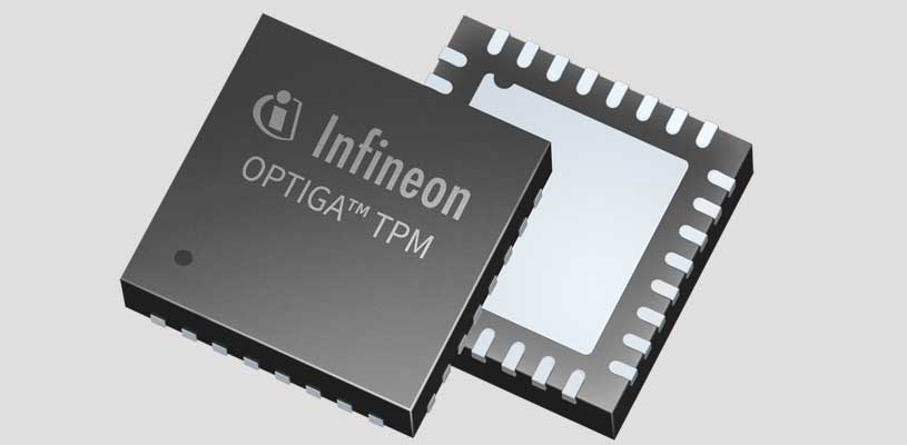 Lenovo selects embedded security solutions from Infineon