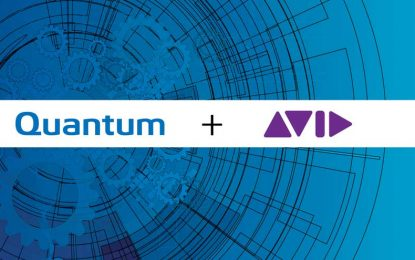 Avid and Quantum join forces for Flexible New Archive Storage Options
