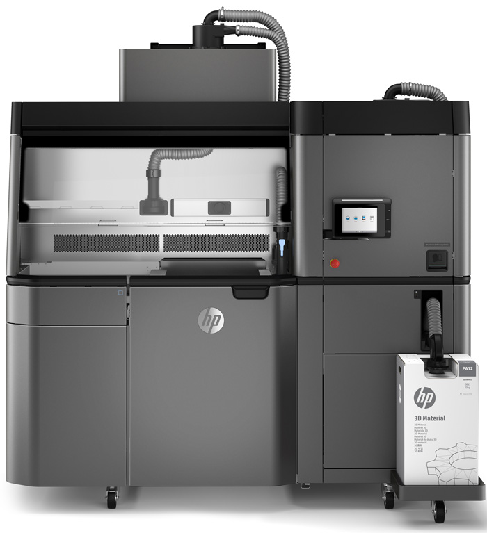 HP Unveils Its First Commercial 3D Printer With Individual