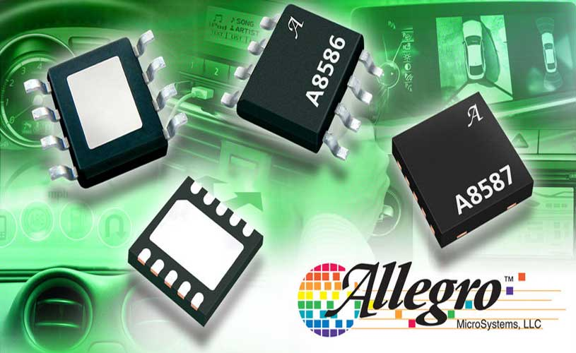 Allegro MicroSystems rolls out New Wide Input Voltage Automotive