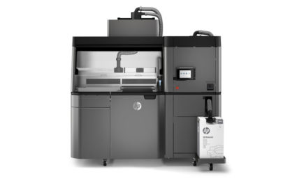 HP unveils its first commercial 3D printer with individual Voxel level printing