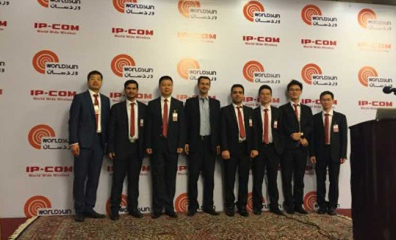 IP-COM Enters into the Iranian Market