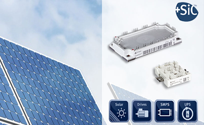 Infineon's 1200 V SiC Carbide Technology