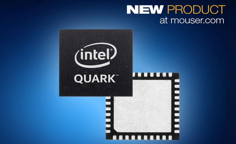 Intel Quark microcontroller D2000