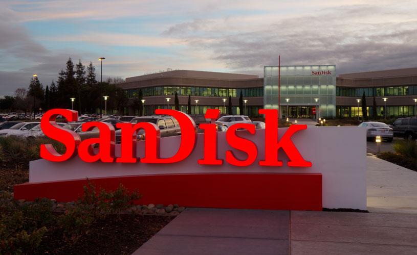 SanDisk Technology