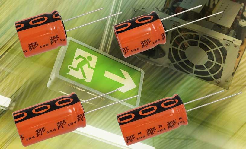 220 EDLC ENYCAP series devices