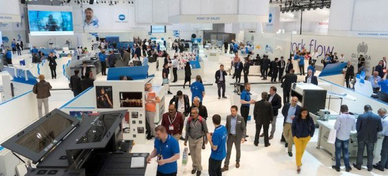 Drupa Forays into Industrial Printing Market