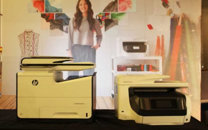 HP Launches new Pagewide and Officejet Pro Series in India