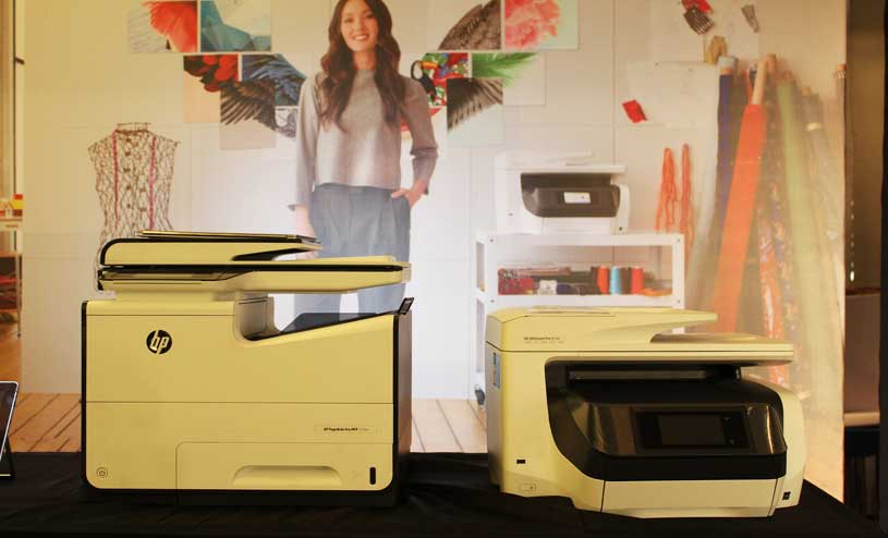 HP Launches new Pagewide and Officejet Pro