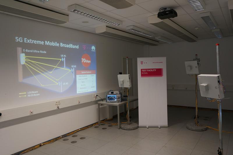 Huawei and Deutsche Telekom