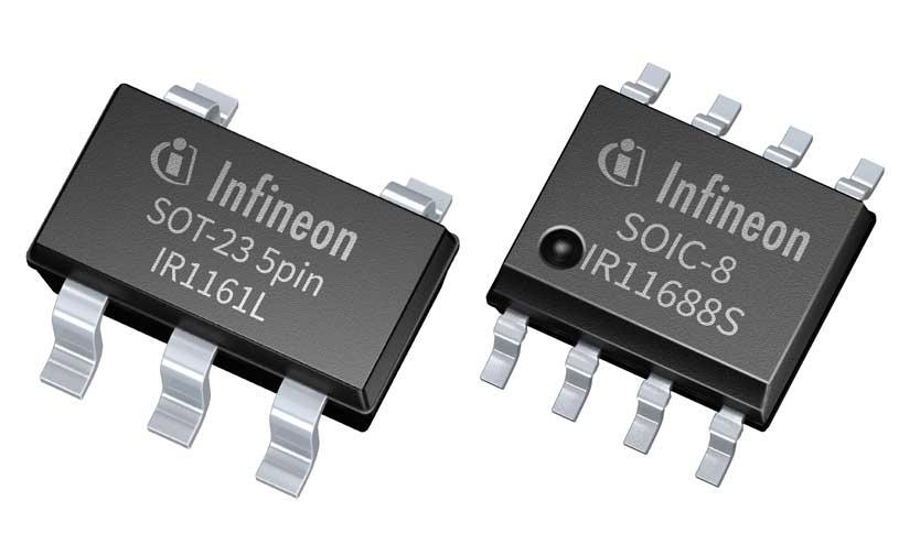 IR1161L and IR11688S