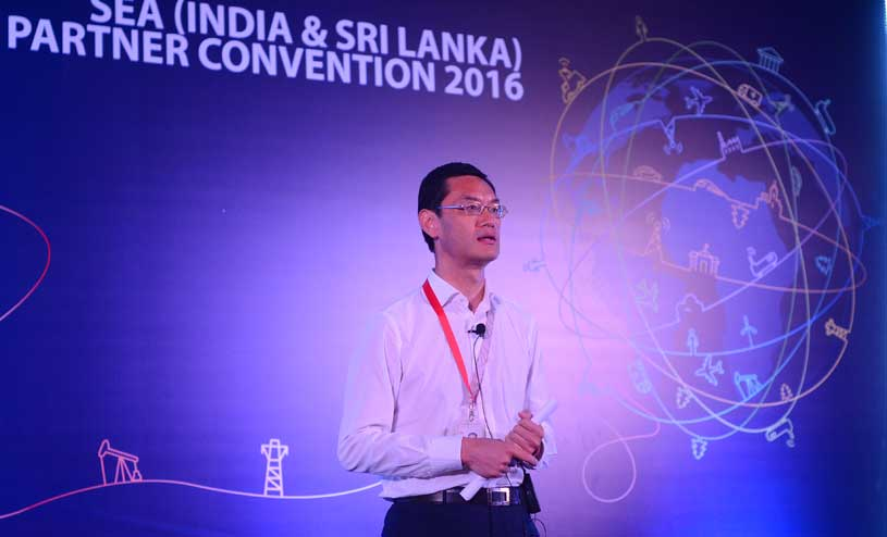 Jay Chen CEO Huawei India