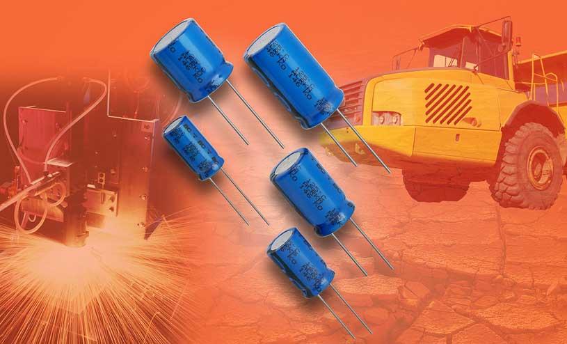 Vishay BCcomponents 160 RLA series