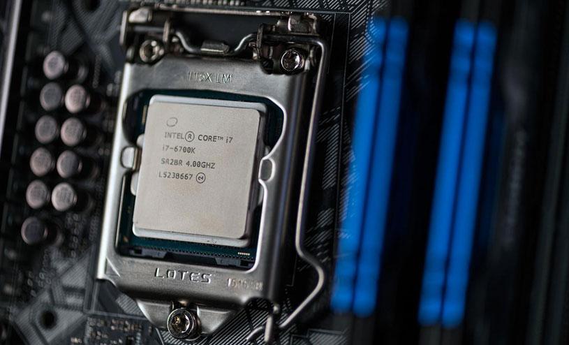 Intel 7th generation Kaby Lake processor