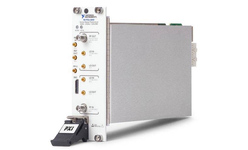 NI Vector Signal Transceiver