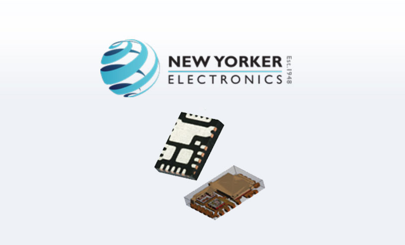 New Yorker Electronics Vishay SiC530 TrenchFET VRPower IC