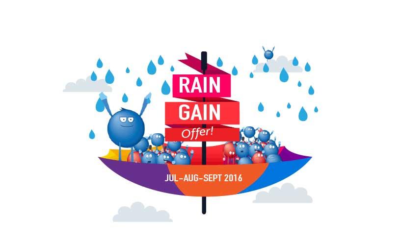 Rain Gain program