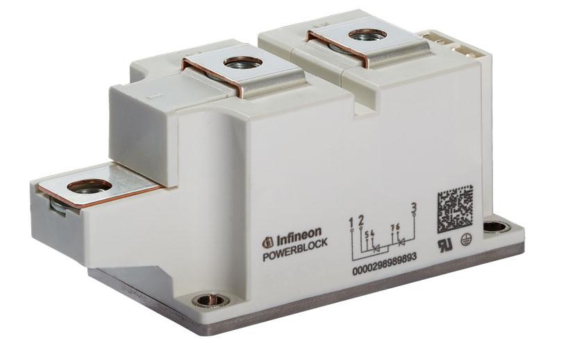 thyristor/diode modules