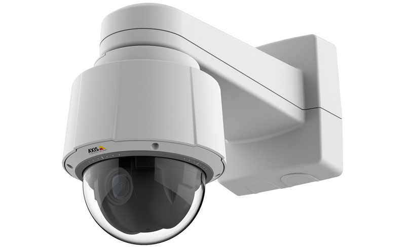 AXIS Q60 PTZ Dome Network Camera