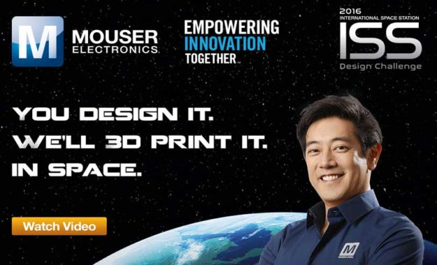 Grant Imahara call Young Minds to 3D Designs in its intense new Video