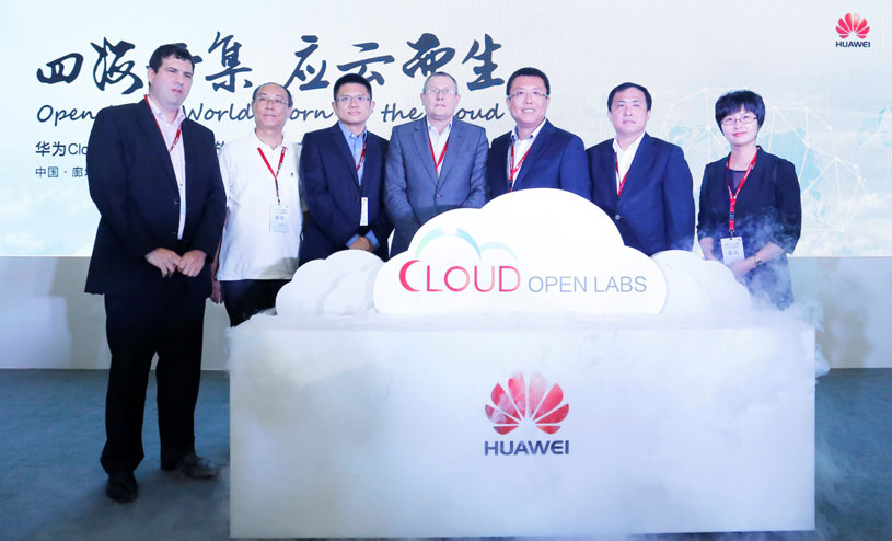 Huawei Cloud Open Labs